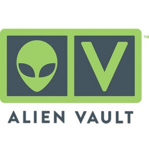 Alien Vault logo. Images may be subject to copyright.